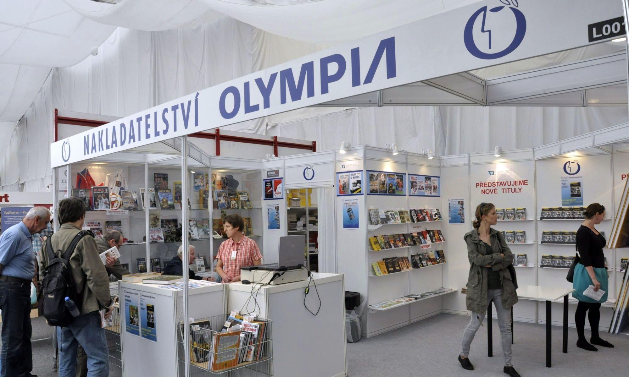 Nakladatelství Olympia Fórum